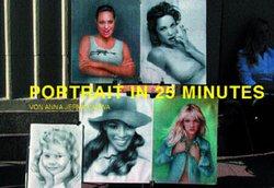 portrait in 25 minutes